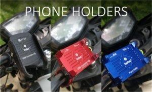 Bike Phone Holders